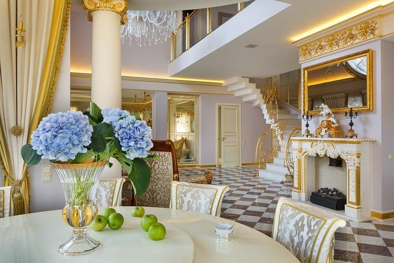 фото интерьеры элитных домов